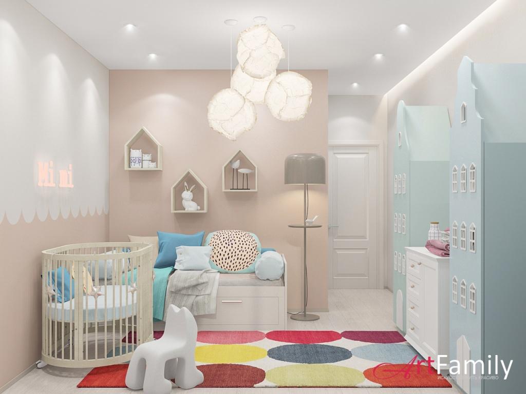 Детская игровая комната  100 фото Ребенок будет в